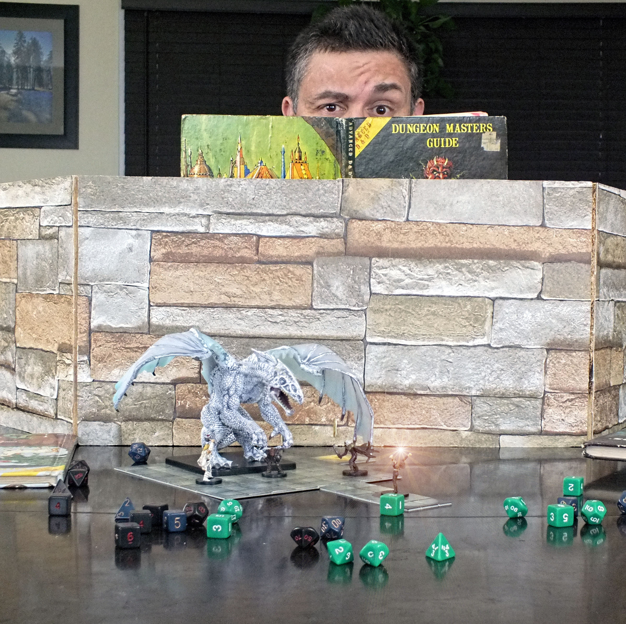 old_player_d&d 3d printer support structures