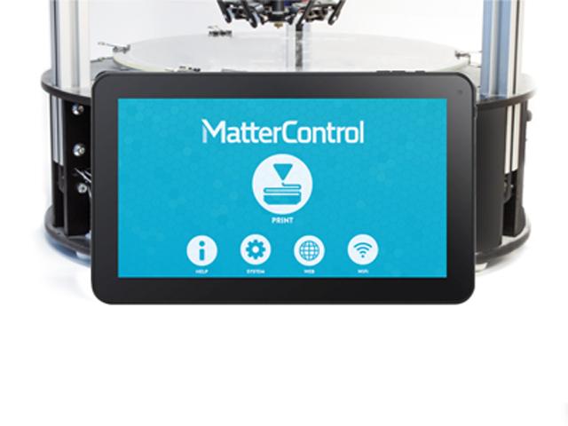t10 touch 3d printer controller