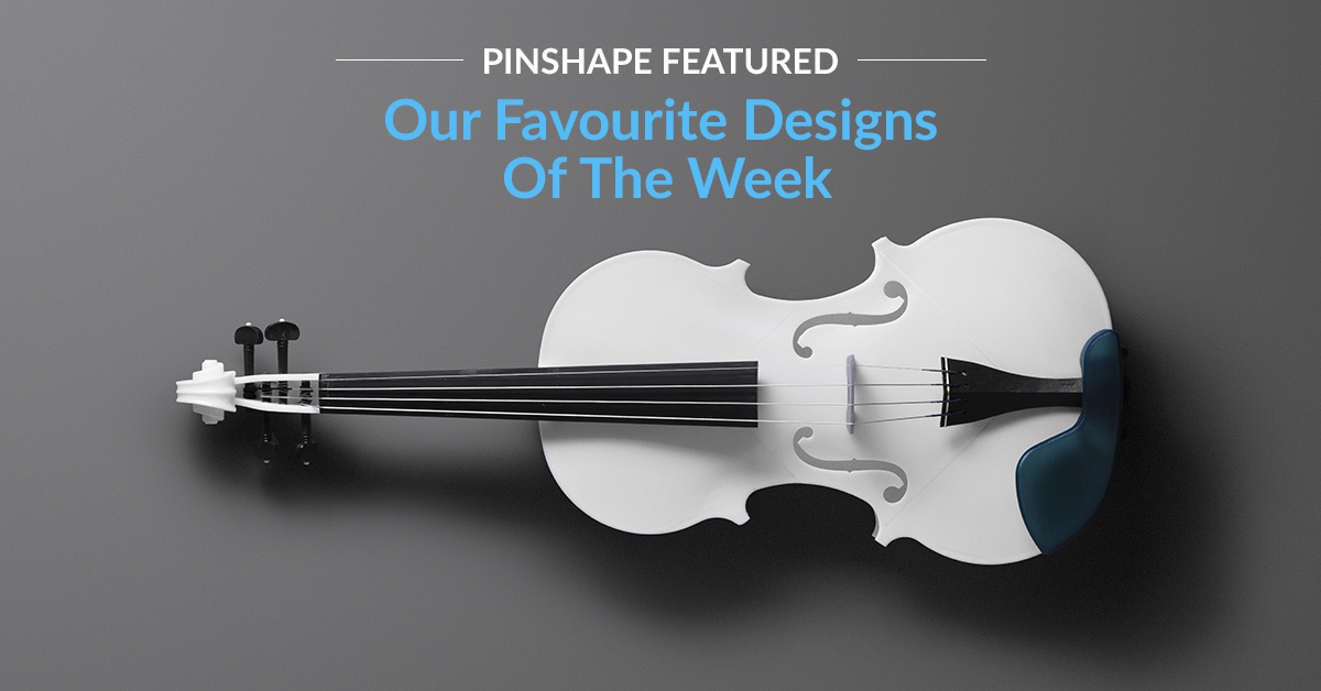 Pinshape's Featured Designs! – August 12th