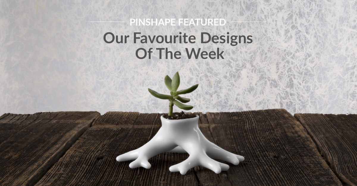 Pinshape's Featured Designs! – August 26th