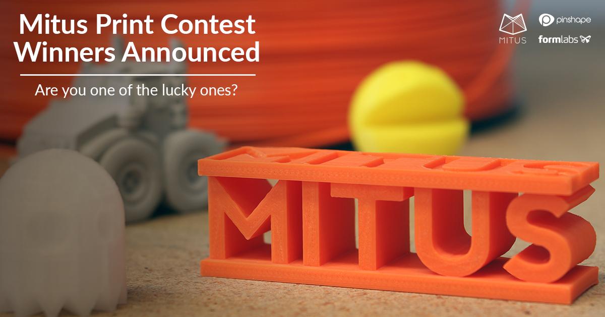 Mitus Print Contest Winners Announced!