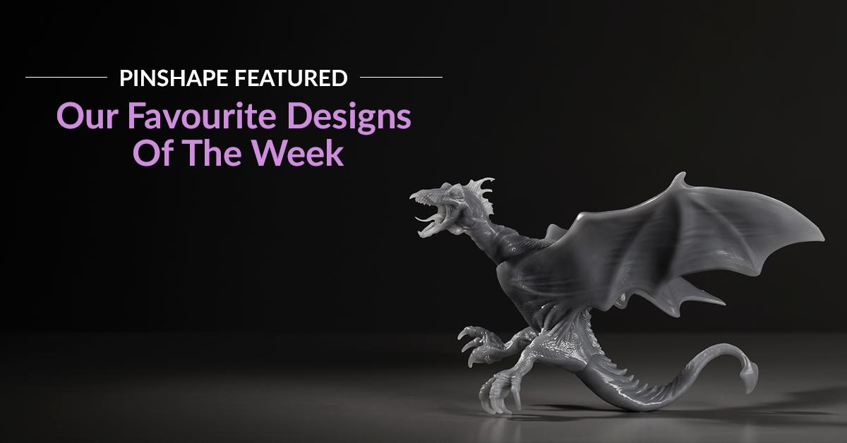 Pinshape's Featured Designs – September 1st