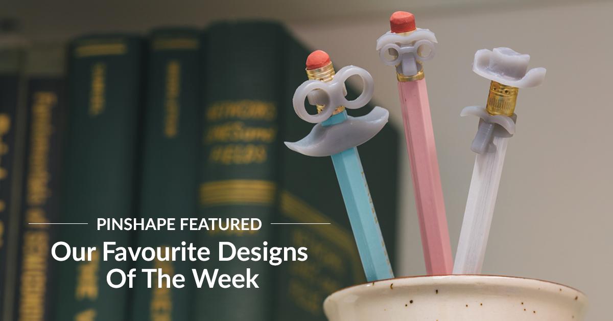 Pinshape's Featured Designs – September 23rd