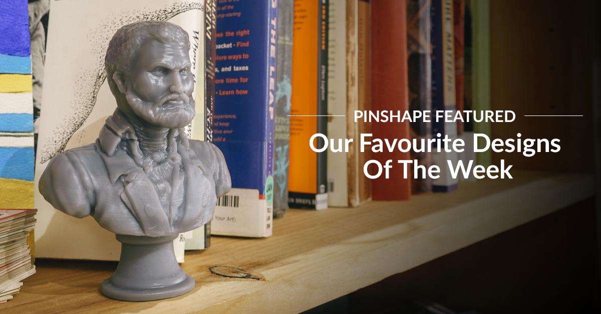 Pinshape's Featured Designs – September 29th