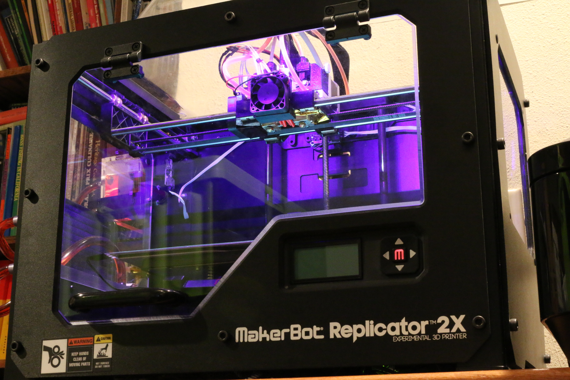 Easy 3D Printer Upgrades - 6 Million Dollar Makerbot |
