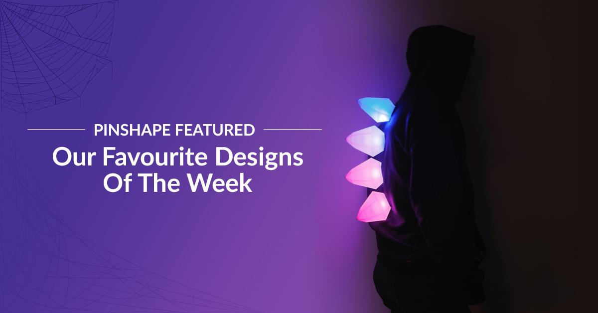 Pinshape's Featured Designs – Halloween Edition