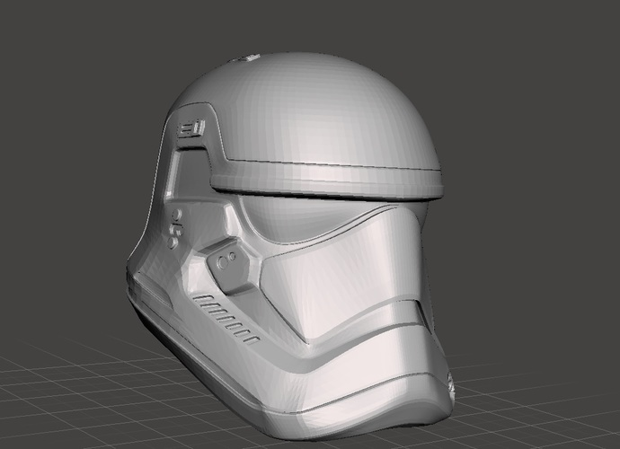 stormtrooper 3d printing large objects