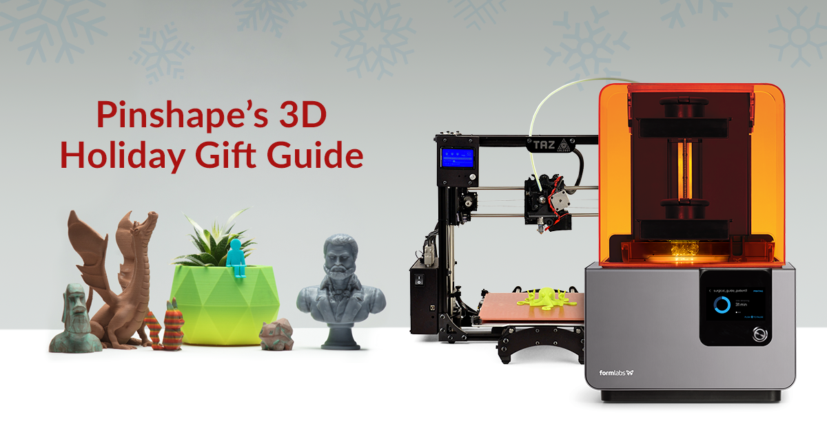 3D Holiday Gift Guide – 3D Printer Upgrades