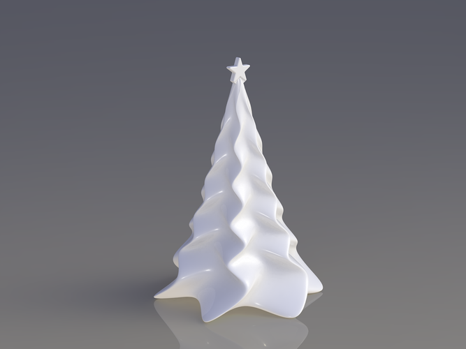 christmas 3d designs tree