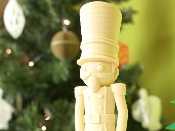 christmas 3d designs nutcracker