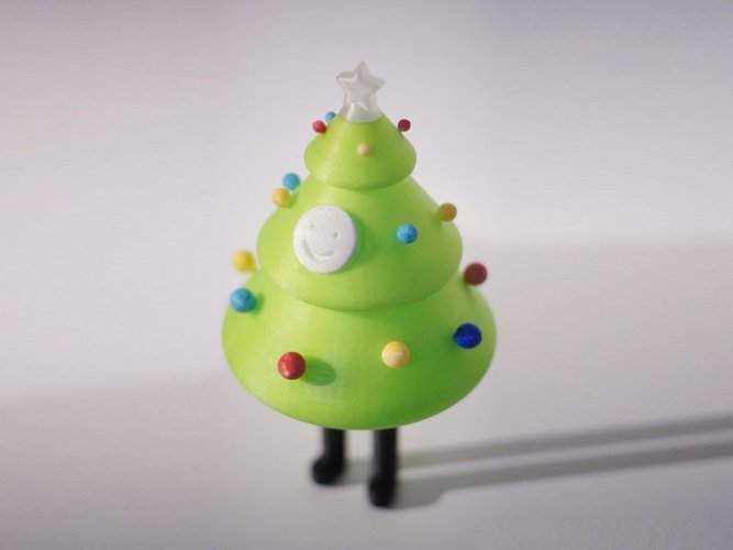 christmas 3d designs toy tree