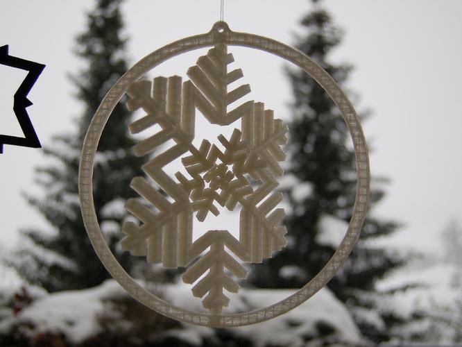 christmas 3d designs ornament
