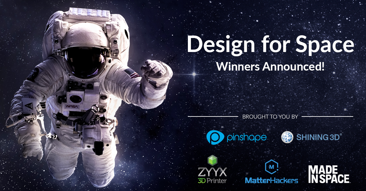 Space Design Contest Winners Announced!