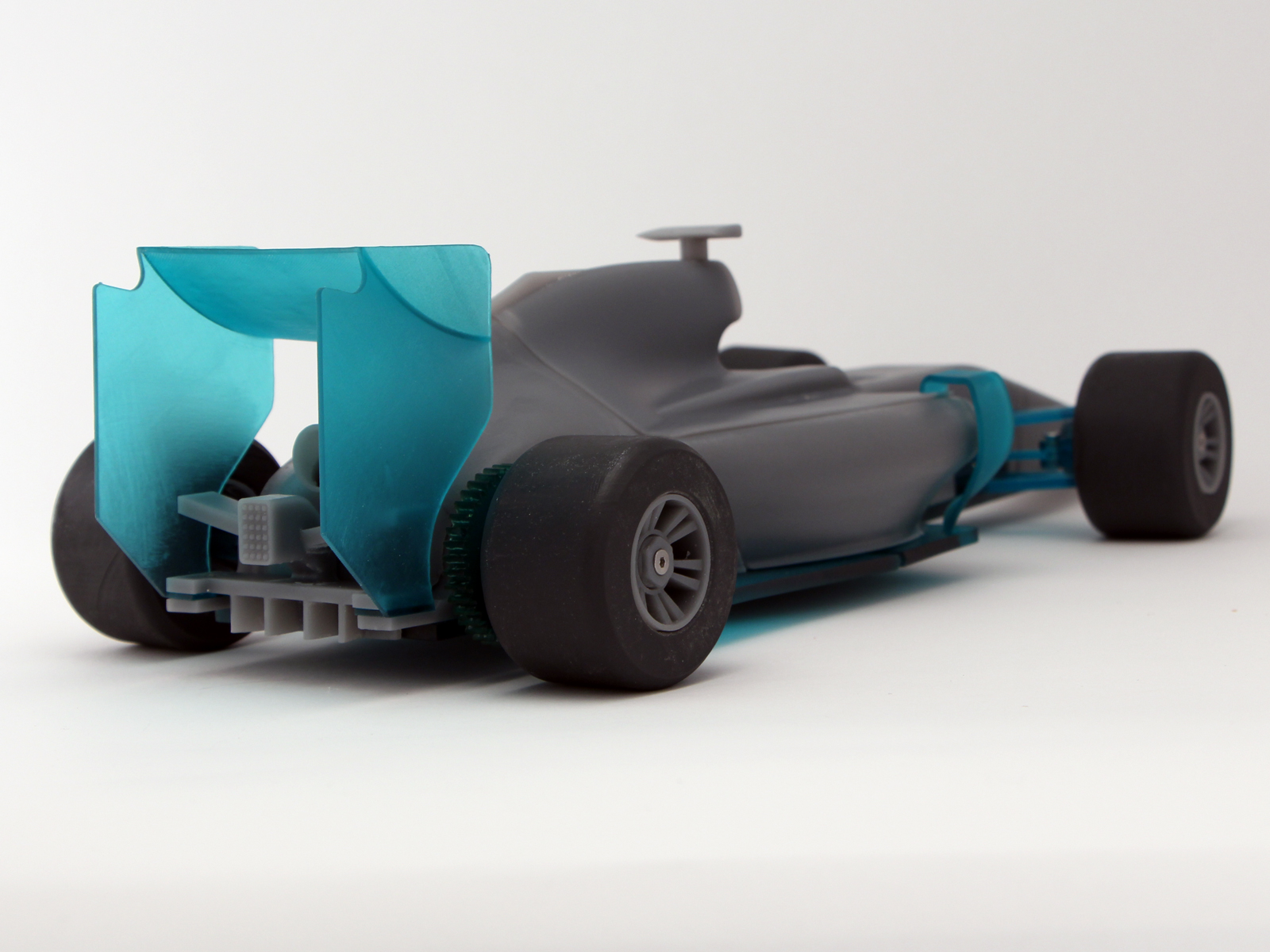 3d printed RC car formlabs