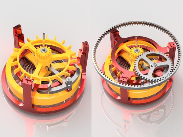 Autodesk Fusion 360 Render
