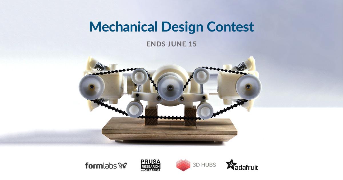 Mechanical contest promo