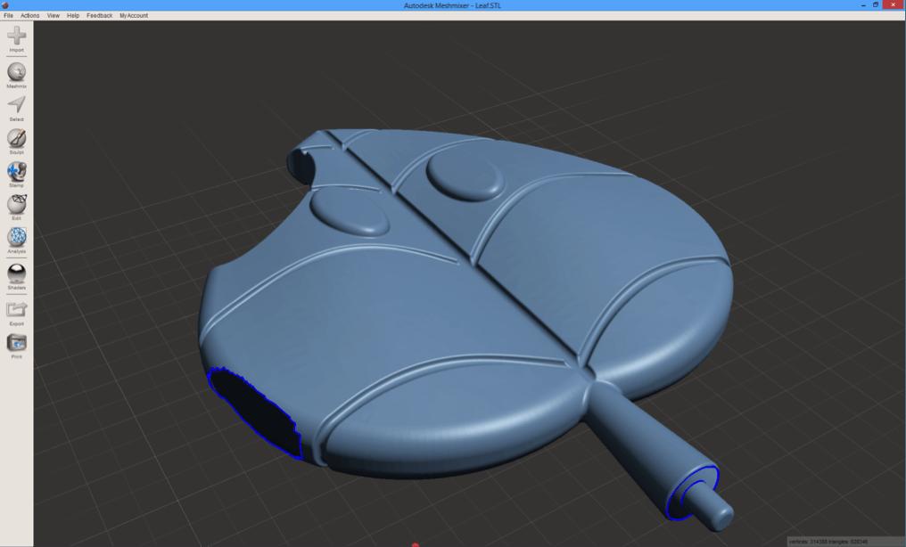 design for 3d printing watertight models