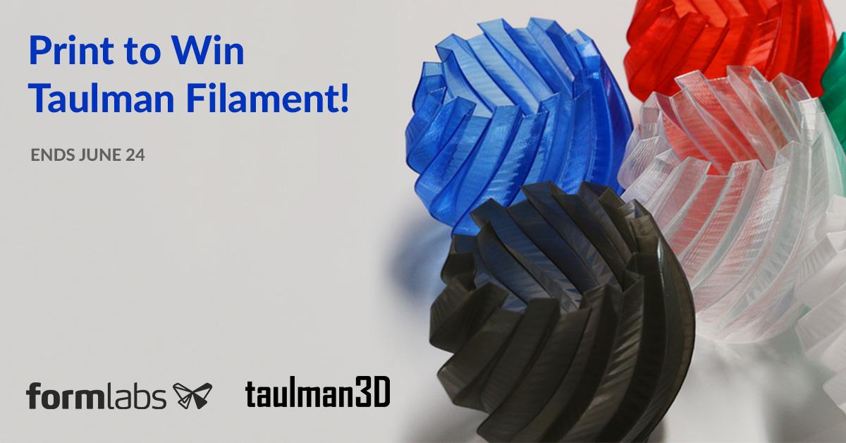 Taulman contest promo