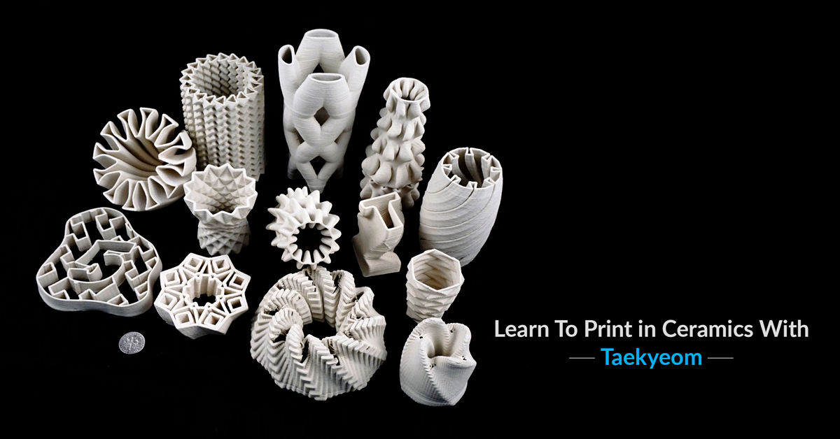 Learn How to Get Started With 3D Printing in Ceramics