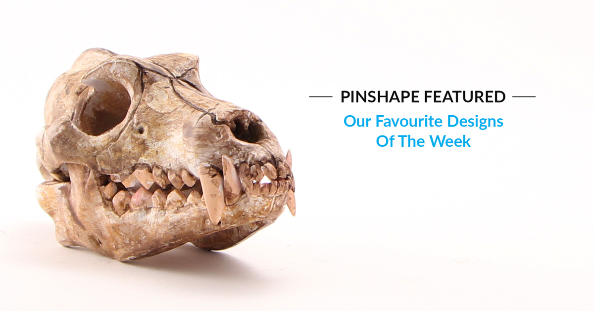 Pinshape Featured Designs – April 28th