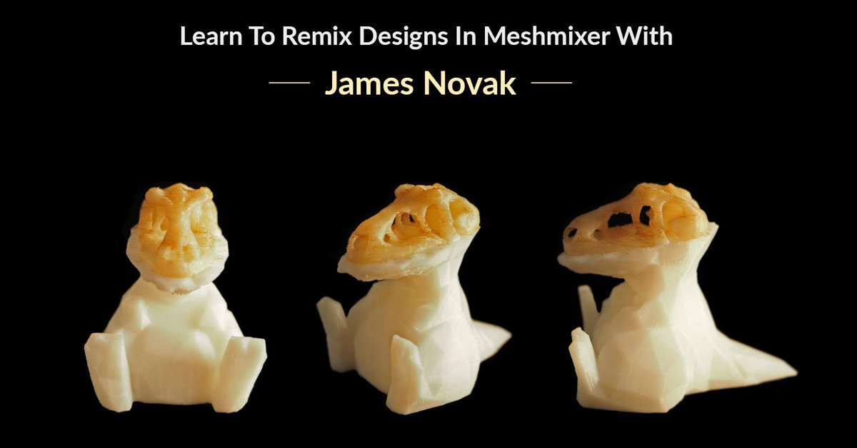 10 Easy Steps to Remixing 3D Designs With Meshmixer