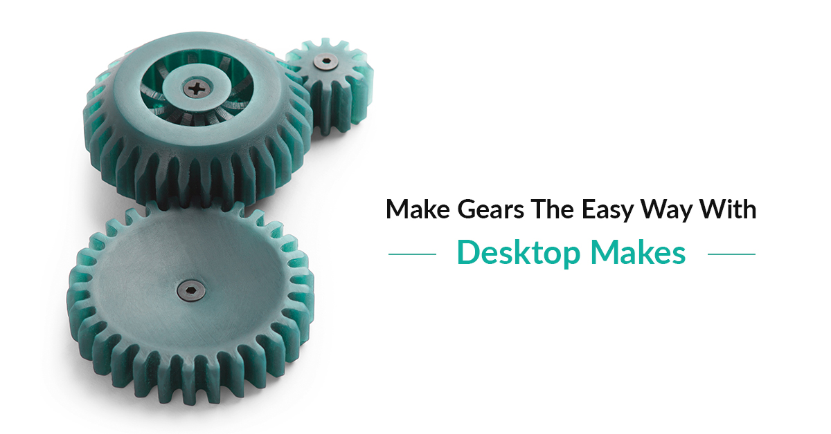 The Easy Way to Make Gears in Fusion 360