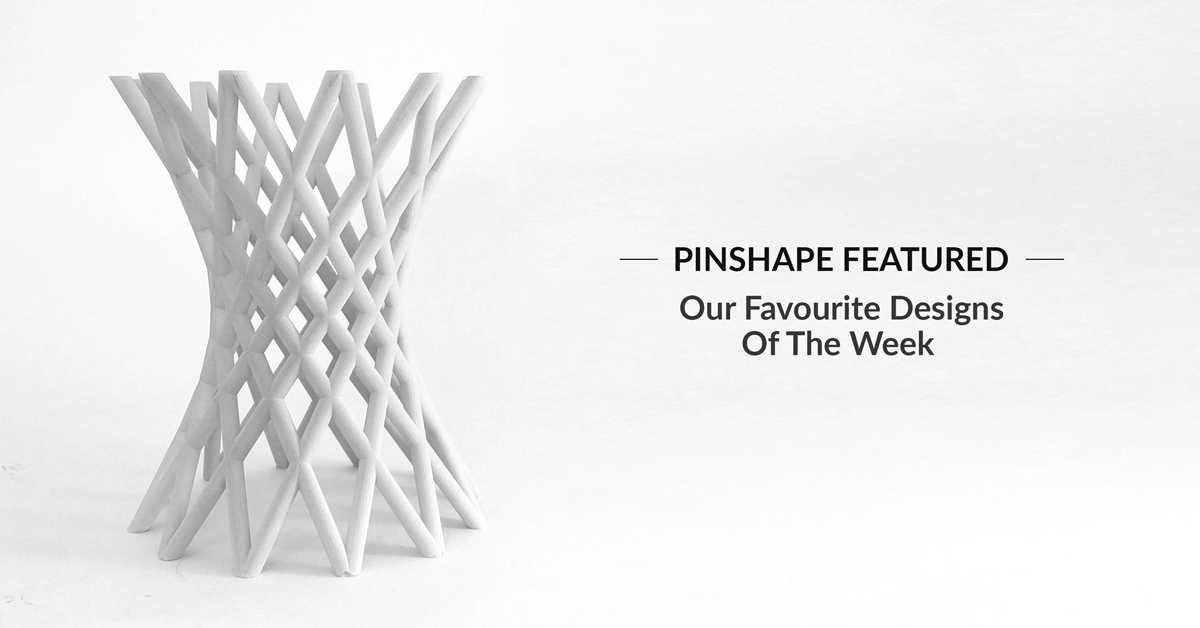 Pinshape Featured Designs – June 2nd