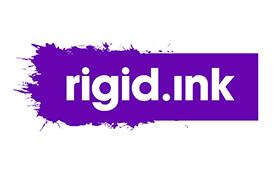 Logo rigid ink