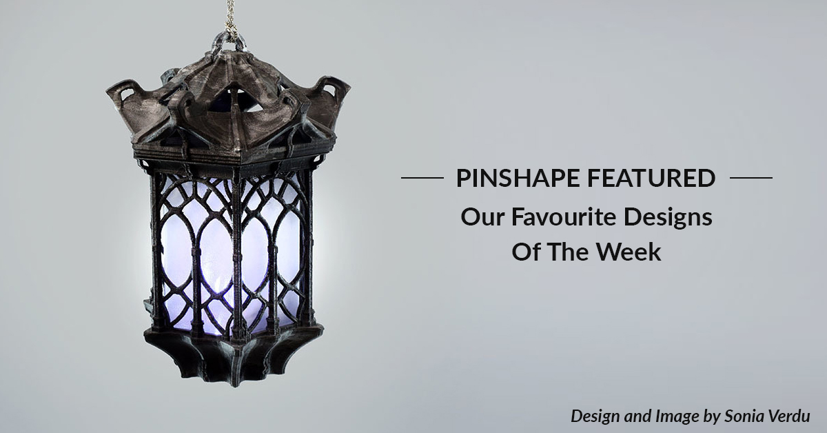 Pinshape Featured Designs – June 23rd