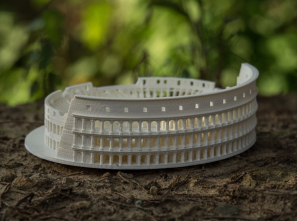 3D Printing Education roman colosseum