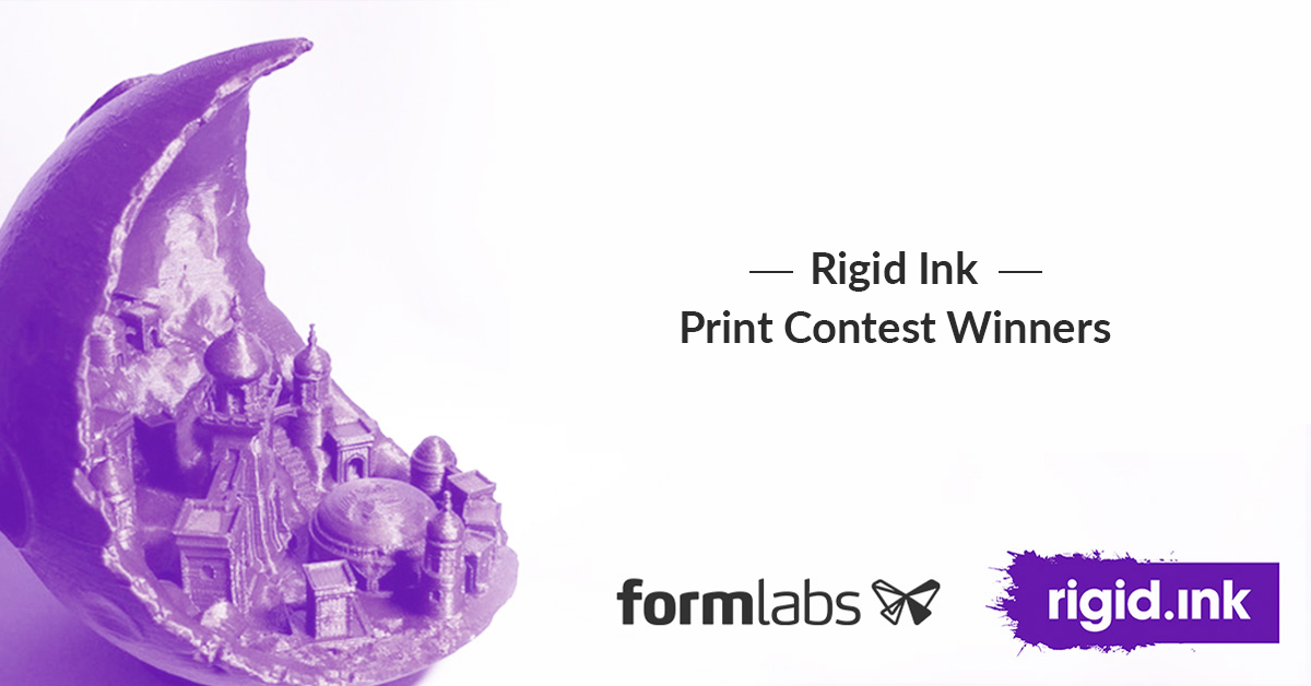 Announcing the Rigid.ink Print Contest Winners