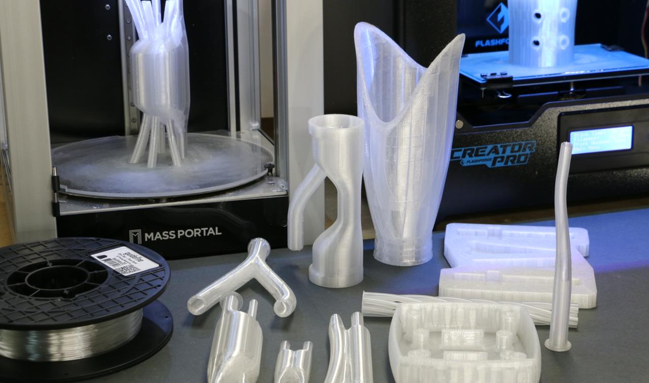 Nylon 3D Prints