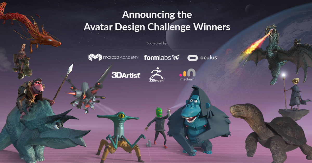 Announcing the Avatar Design Contest Winners 🎉
