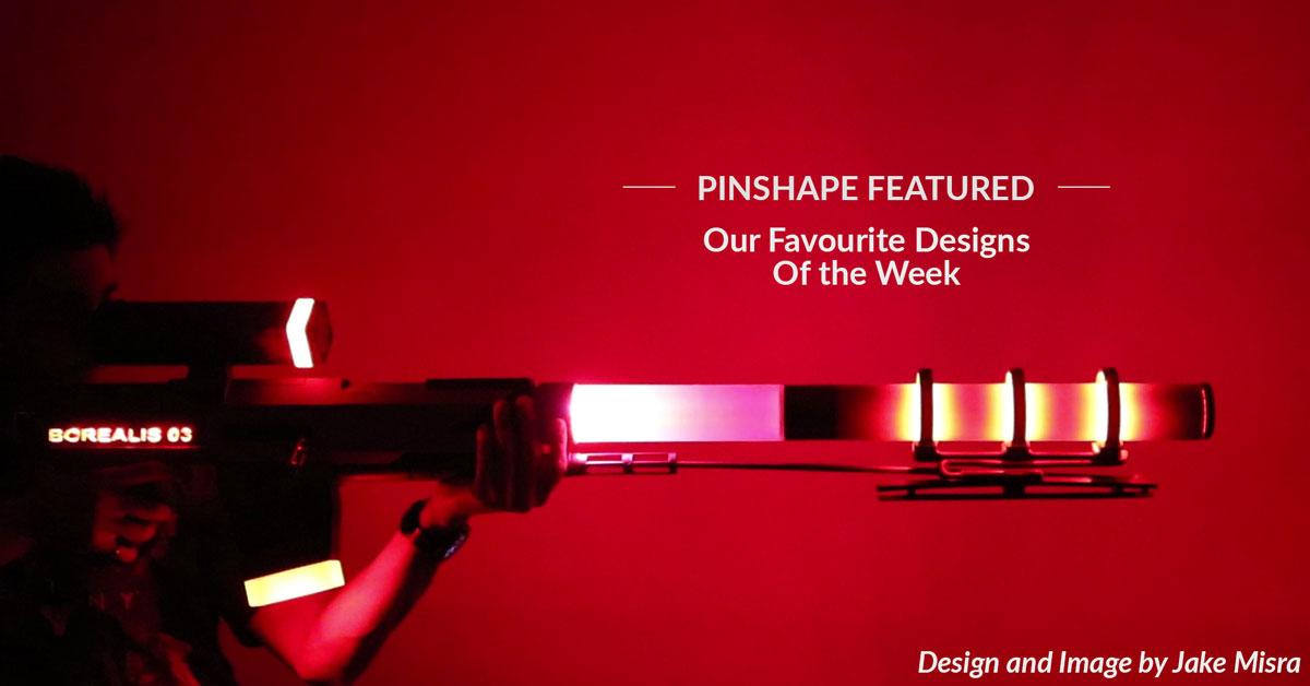 Pinshape Featured Designs – September 15th