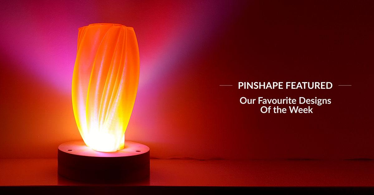 Pinshape Featured Designs – November 3rd