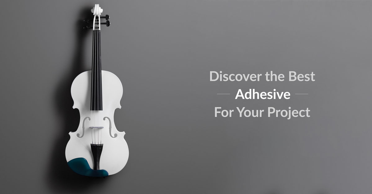 Discover the Best Adhesive for Your Project