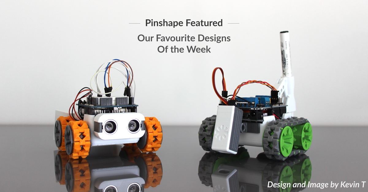 Pinshape Featured Designs – November 24th