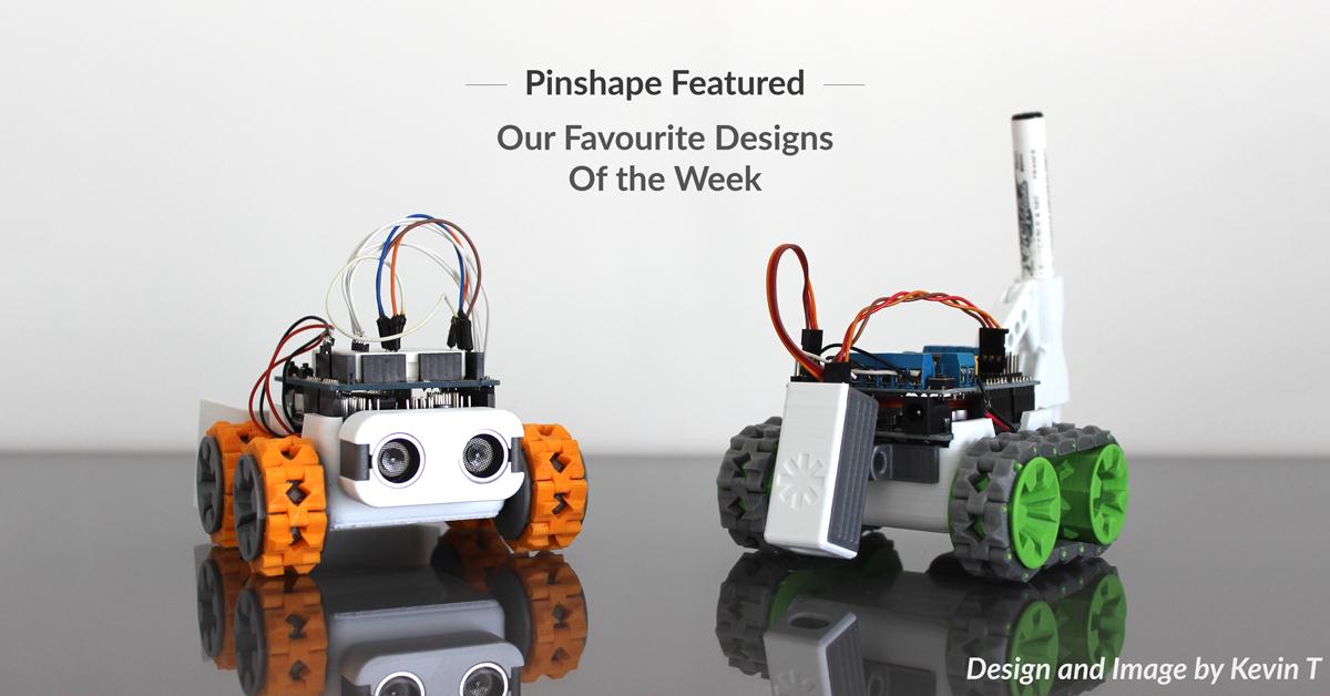 Pinshape Featured Designs – November 24th