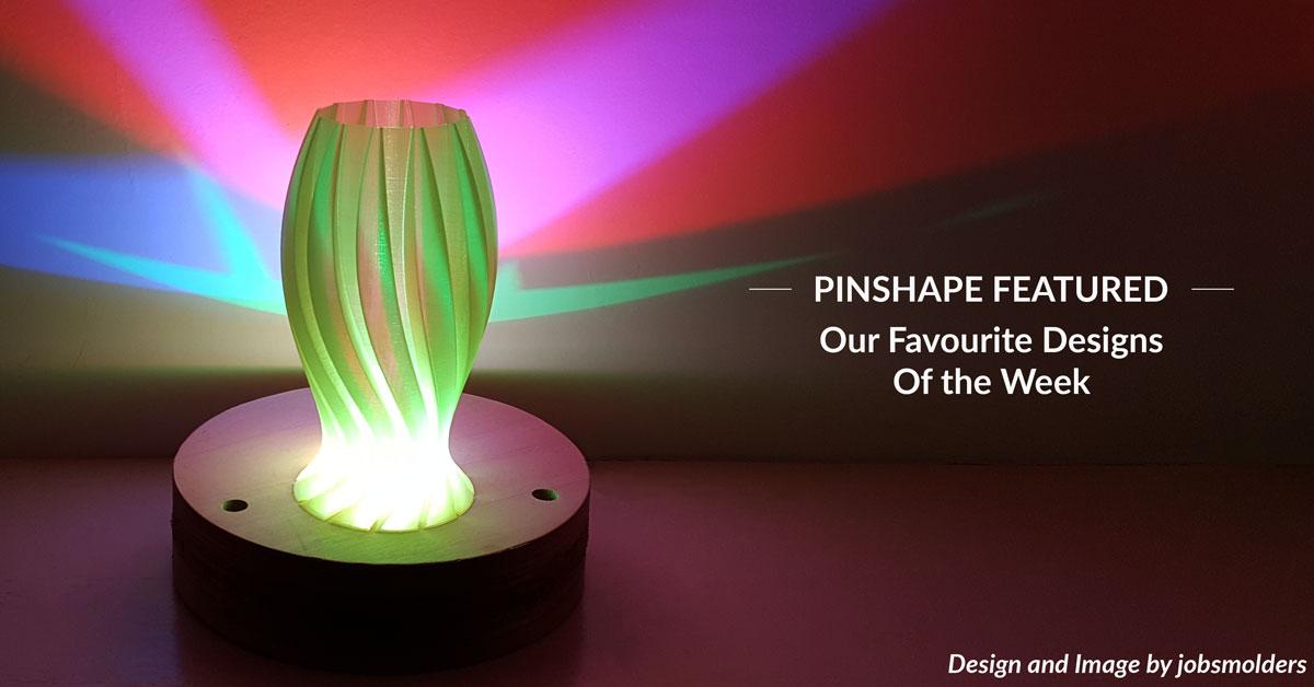 Pinshape Featured Designs – December 8th