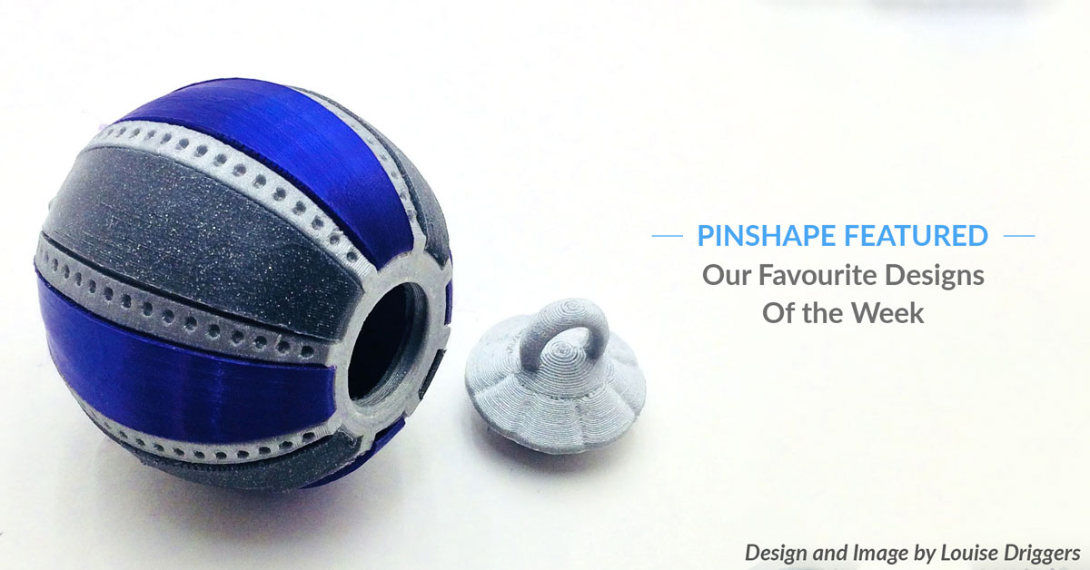 Pinshape Featured Designs – December 15th