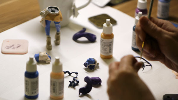Learn How to Paint Your 3D Prints Like a Pro!